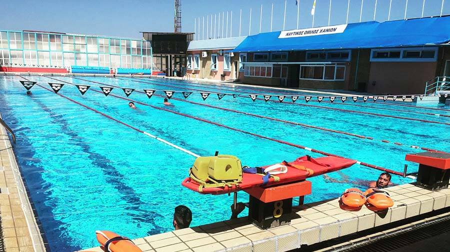Ναυαγοσώστης πισίνας